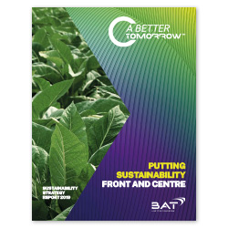 BAT Sustainability Strategy Report 2019