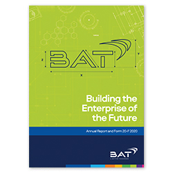 BAT Annual Report and Form 20-F 2020