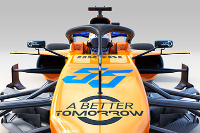 McLaren F1 Car - A Better Tomorrow