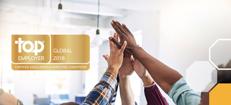 Global Top Employer 2018