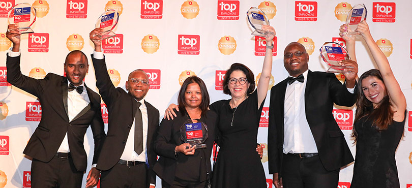 Top Employer Africa 2019