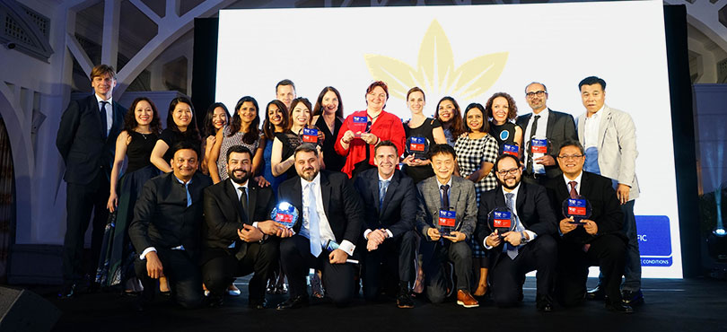 Top Employer Asia-Pacific