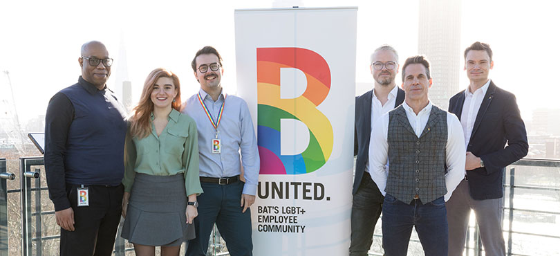 B United LGBT+ group