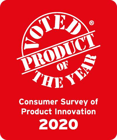 Product of the year 2020 Logo