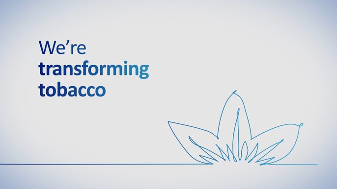 British American Tobacco - Our Transforming Tobacco ambition